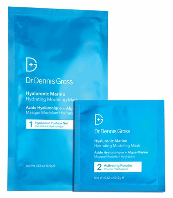 Dr Dennis Gross Hyaluronic Marine Infusion Modeling Mask