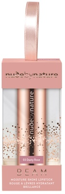 Nude By Nature Beam Moisture Shine Lipstick