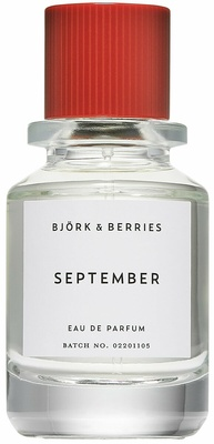 Björk & Berries September Eau de Parfum 50 ml