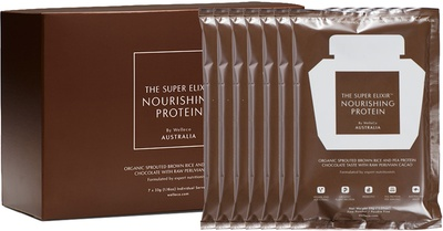WelleCo Nourishing Plant Protein 7 Day Travel Set