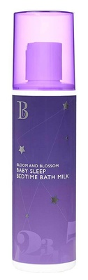 Bloom & Blossom Baby Sleep Bedtime Bath Milk