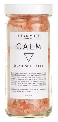 Herbivore Calm Dead Sea Bath Salts