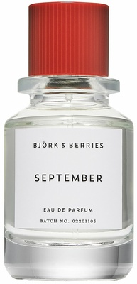 Björk & Berries September Eau de Parfum