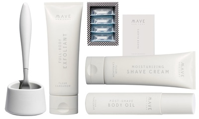 MAVE New York The Shaving Essential Set