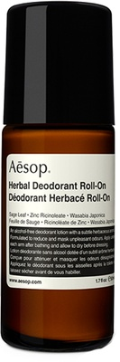Aesop Herbal Deodorant Roll-On