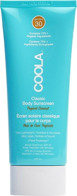 Coola® Classic SPF 30 Body Lotion Tropical Coconut