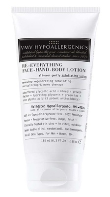 VMV Hypoallergenics Re-Everything Face-Hand-Body Lotion