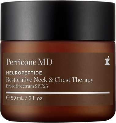 Perricone MD Neuropeptide Restorative Neck and Chest Therapy, Broad Spectrum SPF 25