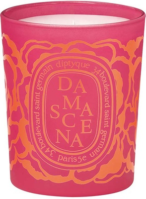 Diptyque Candle Damascena