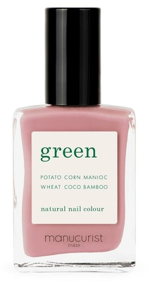 Manucurist Green Nail Lacquer Old Rose