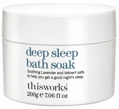 This Works Deep Sleep Bath Soak