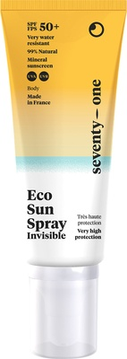 SeventyOne Percent Eco Sun Spray Invisible