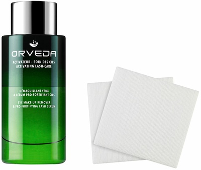 Orveda Eye Make-Up Remover & Pro-Fortifying Lash Serum