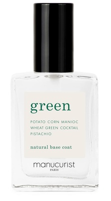 Manucurist Green Nail Lacquer Base Coat