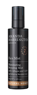 Amanda Harrington London Face Mist Natural Honey
