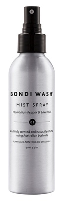 Bondi Wash Mist Spray Tasmanian Pepper & Lavender