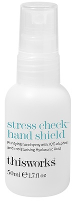 This Works Stress Check Hand Shield