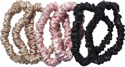 Slip Silk Scrunchies Multi