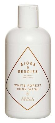 Björk & Berries White Forest Body Wash