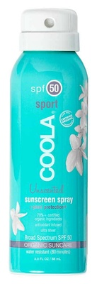 Coola® Eco-Lux Body Sunscreen Spray Spf 50 Unscented