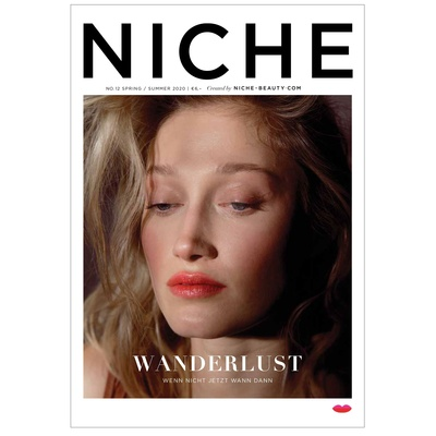 NICHE BEAUTY NICHE BEAUTY MAGAZIN Spring Summer 2020