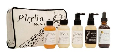 Phylia de M. Travel Complete 5 Step Kit
