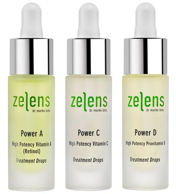 Zelens Power Trio Set