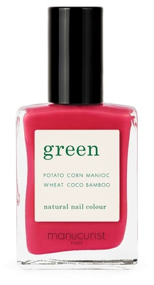 Manucurist Green Nail Lacquer Peonie