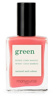 Manucurist Green Nail Lacquer Capucine