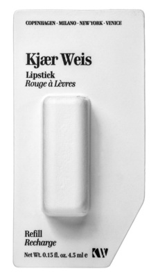 Kjaer Weis Lipstick Refill - Nude Naturally Collection Calm Refill