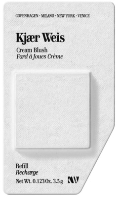 Kjaer Weis Cream Blush Refill Above and Beyond