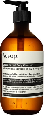 Aesop Geranium Leaf Body Cleanser 500 ml