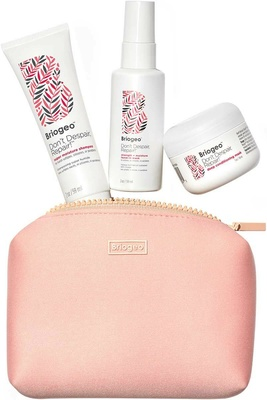 Briogeo Don't Despair, Repair! Repair + Strengthen Travel Kit