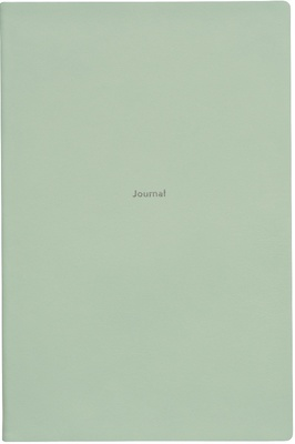 Treuleben Journal M ruled Cool Mint