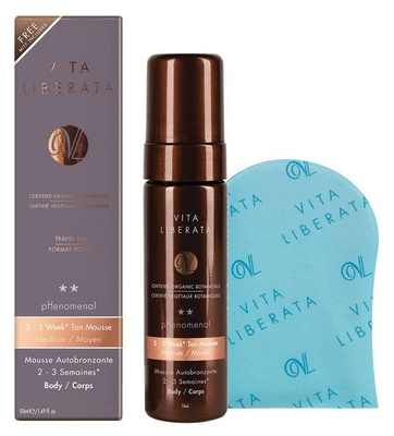 Vita Liberata Tanning Essentials Kit Mousse