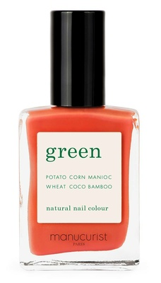 Manucurist Green Nail Lacquer Coral Reef