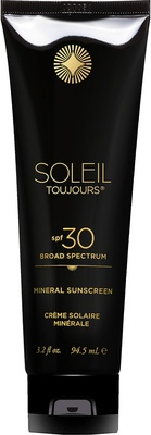 Soleil Toujours 100% Mineral Sunscreen SPF 30 35,5 ml