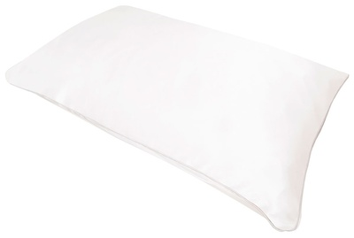 Holistic Silk Pure Silk Pillowcase White