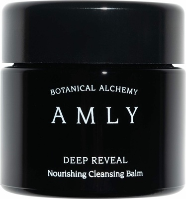 Amly Botanicals Deep Reveal Nourishing Cleansing Balm