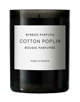Byredo Cotton Poplin Candle 303-006