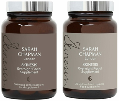 Sarah Chapman Overnight Facial Supplement
