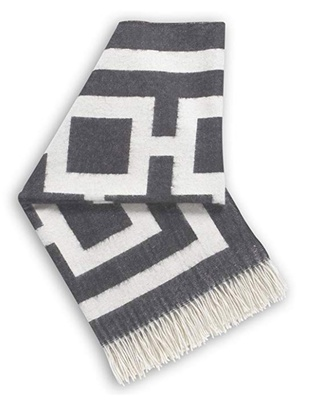 Jonathan Adler Richard Nixon Throw Navy